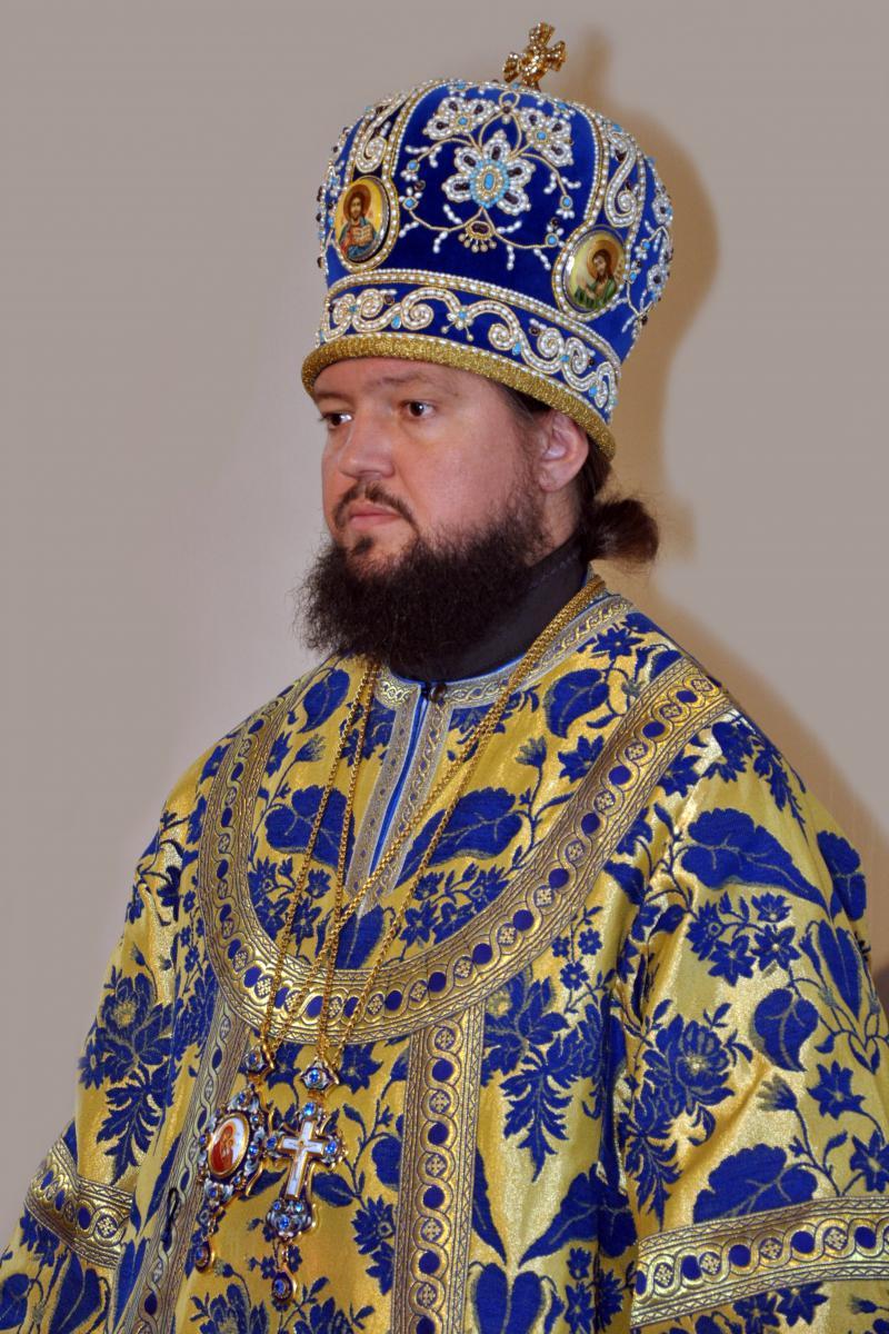 Архієпископ Житомирський і Новоград-Волинський НИКОДИМ