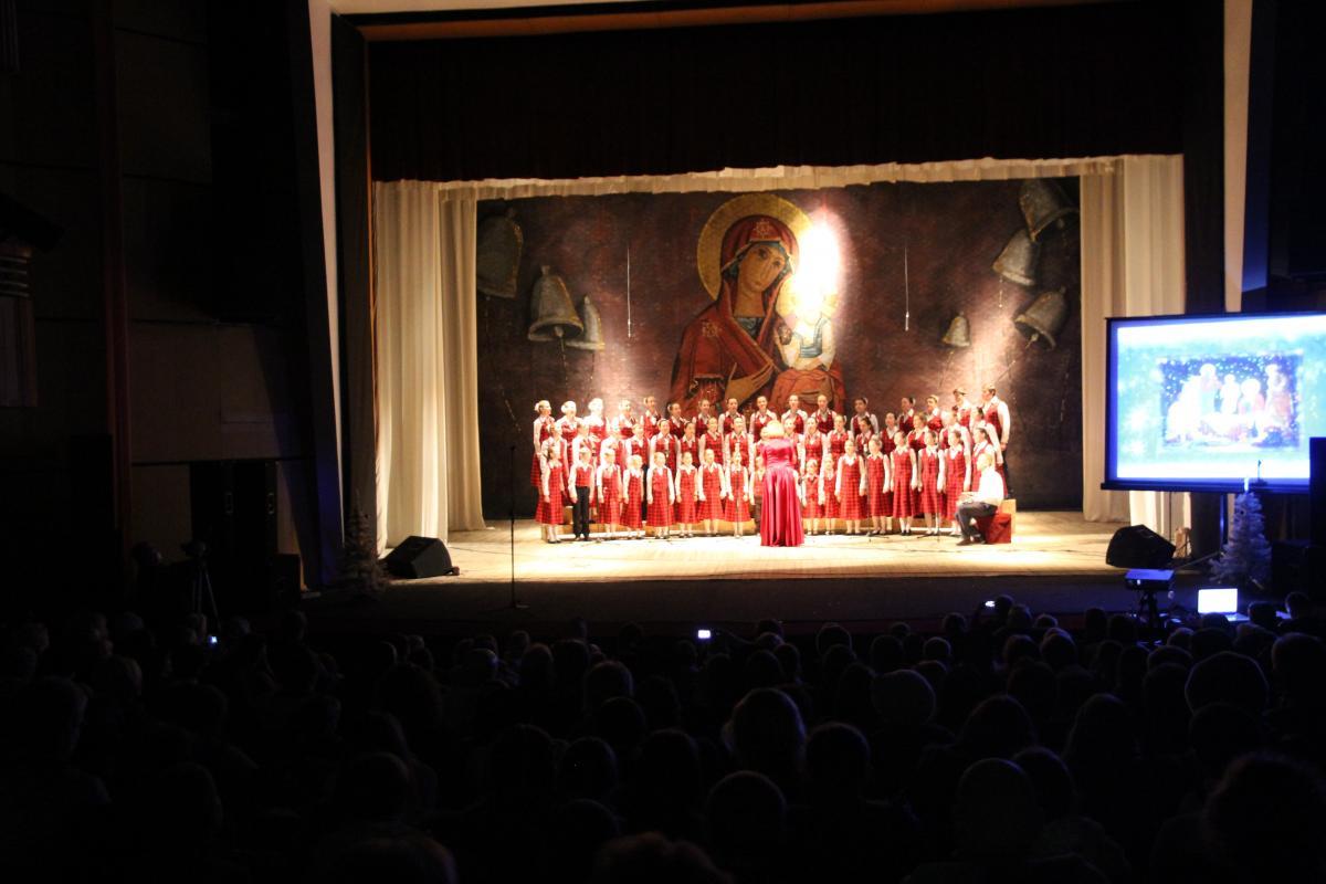 У Житомирі відбувся п'ятий різдвяний благодійний вечір колядок!