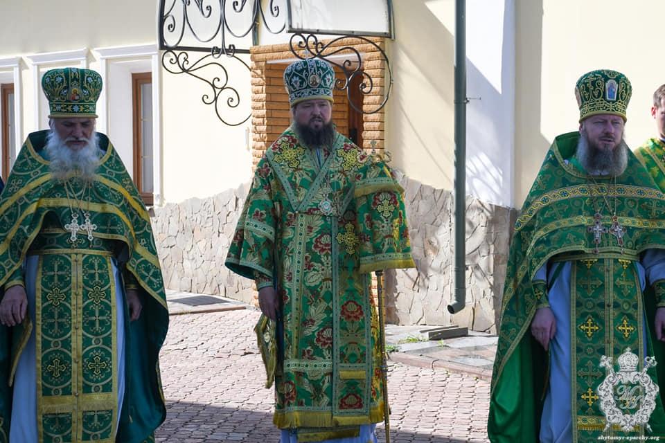 Митрополит Никодим відвідав Тригірський монастир