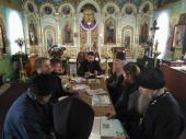 Собрание духовенства Пулинского благочиния