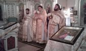 У Старосільцях служили першу нічну літургію