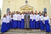Хор Свято-Миколаївського собору Бердичева став учасником VII-го Міжнародного фестивалю духовного співу «Кременецькі хорові вечори «Ave Maria»