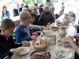 Вихованці Недільної школи при Свято-Миколаївському соборі Бердичева побували в Свято-Анастасіївському монастирі.