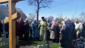 Молебны о мире в Украине в Пулинском благочинии