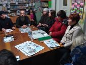 """Засідання ГО""""Батьківський комітет України"""" у Новограді-Волинському!"""