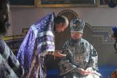 Архіпастирський візит у Червоноармійський благочинний округ