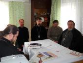 Собрание священников Коростышевского благочинного округа.