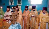 Храмове свято в с. Вільнопілля!