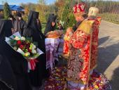Митрополит Никодим очолив літургію в урочищі Кип'яче!