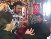 Великопосні богослужіня в Свято-Покровському храмі села Гальчин.