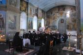 Зібрання благочинних Житомирської єпархії.