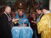 Православні Бердичева молитовно зустріли Благовіщення Пресвятої Богородиці.