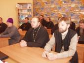 У Бердичівському благочинні пройшли чергові збори духовенства.