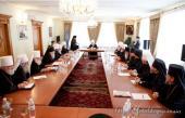 Архієпископ Никодим взяв участь у засіданні Священного Синоду УПЦ.