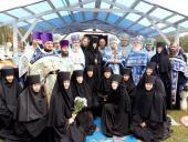 Священики Попільнянського благочиння вшанували Соболівську ікону Божої матері!