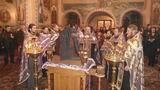 Таїнство Соборування у Попільнянському благочинні.