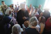 Митрополит Никодим відвідав Любарське благочиння!