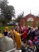 Престольне свято у селах Ружинщини!