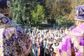 Престольне свято відзначив Хрестовоздвиженський кафедральний собор міста Житомира!