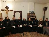 Відбулось зібрання духовенства Ружинського благочиння