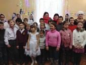 Концертне дійство на честь Святителя Миколая у Недільній школі при Свято-Миколаївському соборі м. Бердичева!
