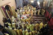 Архієпископ Никодим молитовно відзначив День свого народження!