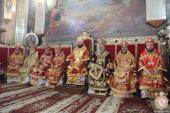 Керуючий митрополит Житомирської єпархії відзначив свій День Небесного покровителя!