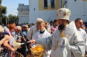 Престольне торжество Житомирського Спасо-Преображенського кафедрального собору!