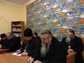 Наприкінці грудня у Бердичівському благочинні пройшли збори духовенства округу