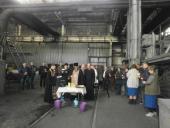 На Бердичівському машинобудівному заводі «Прогрес» освятили ливарний цех