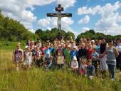 В с. Білилівка відбувся традиційний щорічний Хресний хід!