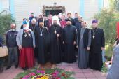 Митрополит Никодим відвідав Любарське благочиння Житомирської єпархії