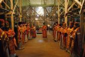 Соборне Богослужіння у головному храмі міста Житомира.