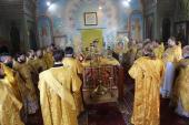 Священослужителі міста Житомира приступили до таїнства покаяння!