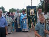 Село Половецьке зустріло Свято Десятої П'ятниці!