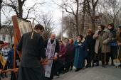 Чорнобильські Святині відвідали Андрушівське благочиння