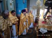 Серпневi збори духовенства Бердичiвського благочиння у днi Успенського посту