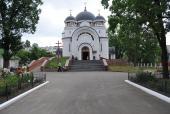 Архіпастирський візит до Новогуйвинська.