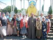Паломництво до Почаївської Лаври викладачів Житомирського інститута медсестринства!