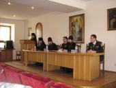 У Києво-Печерській Лаврі пройшли збори духовенства УПЦ, яке опікується засудженими.