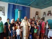 Романівські школярі та їх батьки приєдналися до спільної молитви у Свято-Покровському храмі перед початком нового навчального року!
