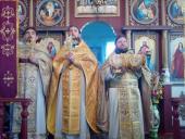 Православні обухівчани святкували пам'ять Святого Апостола і Євангеліста Іоанна Богослова