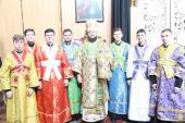 Торжество Православної віри! Недільне богослужіння у Спасо-Преображенському кафедральному соборі!