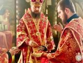 Митрополит Никодим звершив Божественну літургію у Свято-Успенському архієрейському соборі на Подолі!