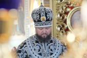 Митрополит Житомирської кафедри молитовно відзначив своє 46-річчя!