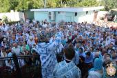 Житомирський Свято-Успенський архієрейський собор відзначив своє Престольне торжество!