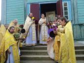День святого апостола  Іоанна Богослова в Новоград-Волинському благочинні.