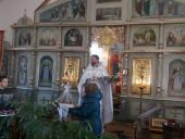Настоятель Свято-Димитрівського храму смт Гришківців протоієрей Юрій Рибачок молитовно відзначив своє 40-річчя!