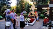 Парафіяни Свято-Петропавлівського храму с. Реї повернулися з паломницької подорожі до урочища Кип'ячого