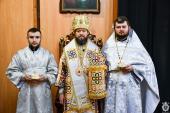 Торжество Православ'я. Святкова архієрейська літургія та дві хіротонії у кафедральному соборі Житомира!